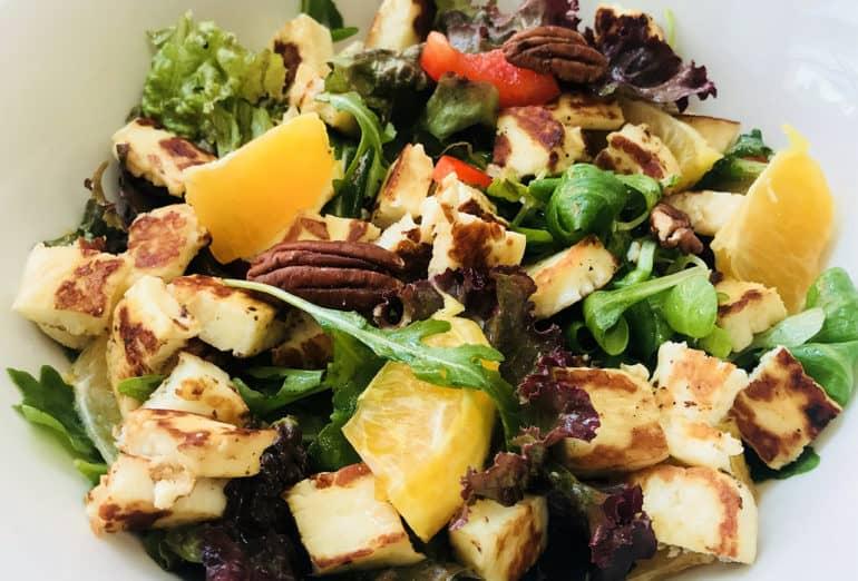 Caesar salát s kuřecím masem