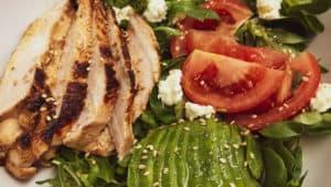 Vital bistro Krnov - saláty